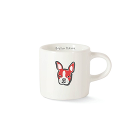 Everyday Mini Mug - Boston Terrier