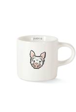 Everyday Mini Mug - Yorkie