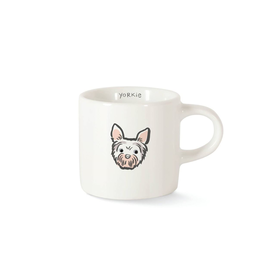 Everyday Mini Mug - Yorkie