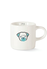 Everyday Mini Mug - Pug