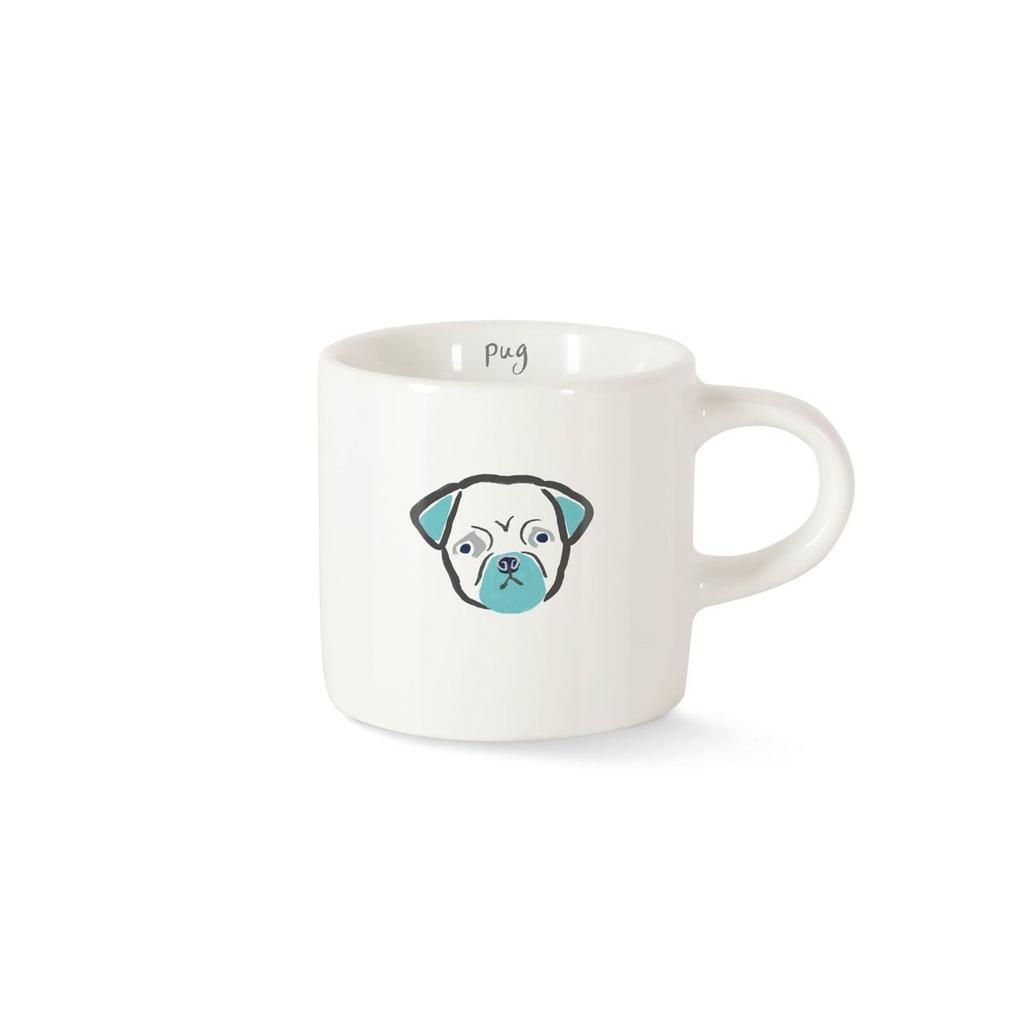 Everyday Mini Mug - Pug