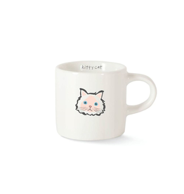 Everyday Mini Mug - Kitty Cat