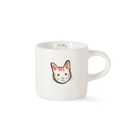 Everyday Mini Mug - Kitty