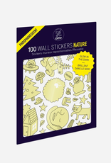 Everyday 100 Wall Stickers: Glow in the Dark