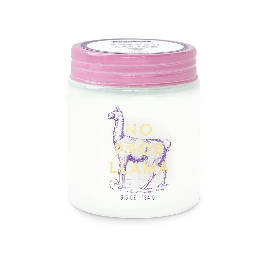 Everyday No Prob Llama Candle