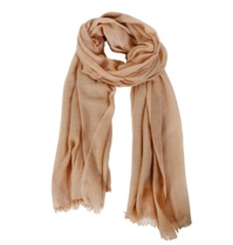 Everyday Soft Beige Scarf