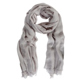 Everyday Soft Light Grey Scarf
