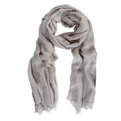 Everyday Soft Light Grey Scarf