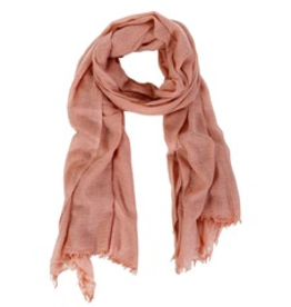Everyday Soft Rose Scarf
