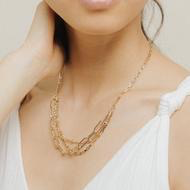 Everyday Gold Shay Necklace
