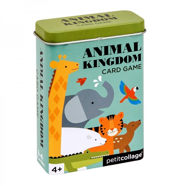Everyday Animal Kingdom Card Game