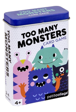 Everyday Too Many Monsters Card Game