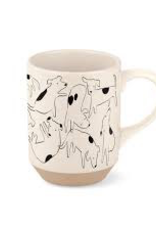 Everyday Nosey Dog Mug