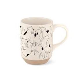 Everyday Nosey Dog Mug