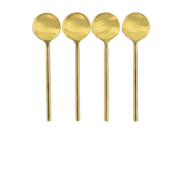 Everyday Mini Gold Spoon