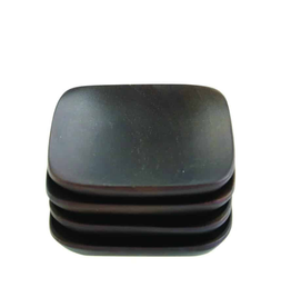 Everyday Square Ebony Teak Bowl