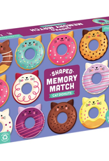 Everyday Cat Donuts Shaped Memory Match