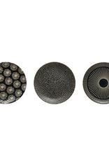 "Everyday 5"" Round Stoneware Plate, Midnight Blue"
