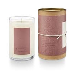 Everyday Citrus Cedarleaf Glass Candle