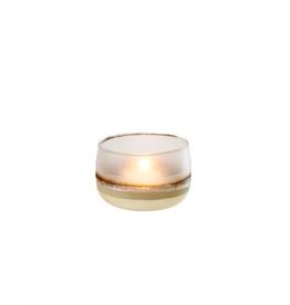 "Everyday 2.5"" x 3.5"" Echo Gold Votive"