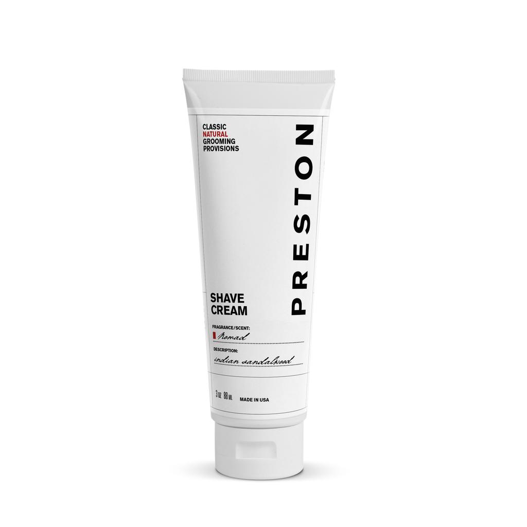 Everyday 3oz Shave Cream - Nomad