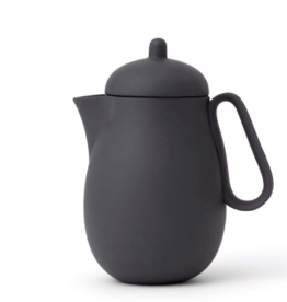 Everyday Nina Charcoal Teapot