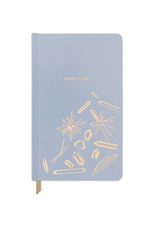 Everyday Dusty Blue 'Ready to Rock' Journal