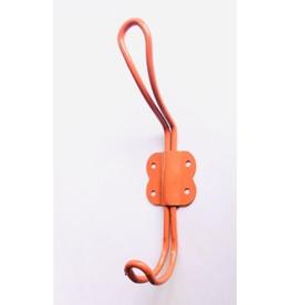 Everyday Orange Arran Iron Wire Hook