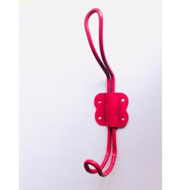 Everyday Pink Arran Iron Wire Hook