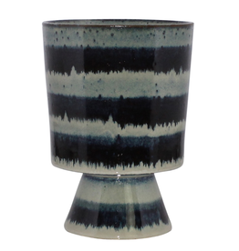 Everyday Indigo Toku Ceramic Chalice