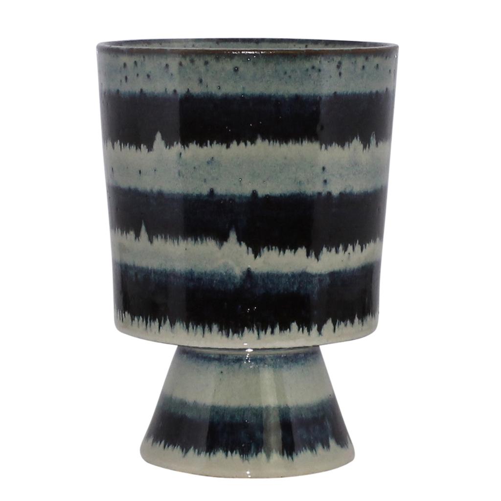 Everyday Indigo Toku Ceramic Chalice