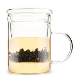 Everyday Glass Tea Infuser Mug