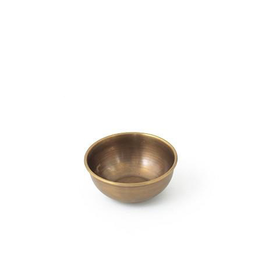 "Everyday 4.25"" Brass Bowl"