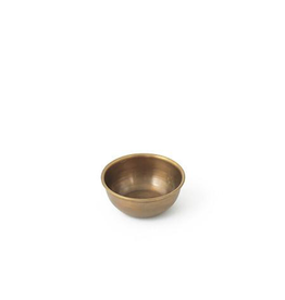 "Everyday 3.5"" Brass Bowl"