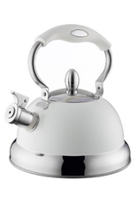 Everyday 2.5L Cream Stove Top Kettle
