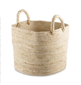 "Everyday 13.4"" Maiz Wicker Basket"