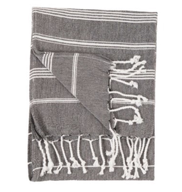 Everyday Black Sultan Hand Towel