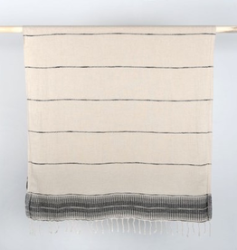 Everyday Element Cinder Turkish Towel