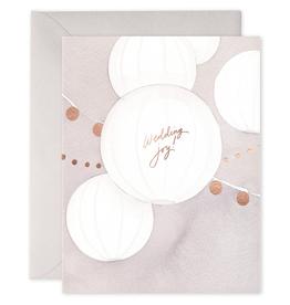 Everyday Wedding Lanterns Card