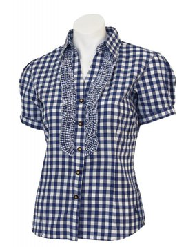 Ladies Shirt Clarissa Blue 34 / 2