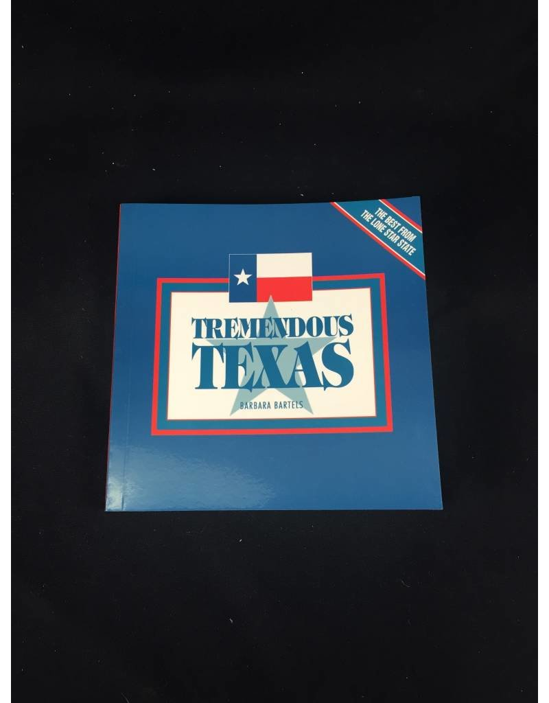 "Book: ""Tremendous Texas"""