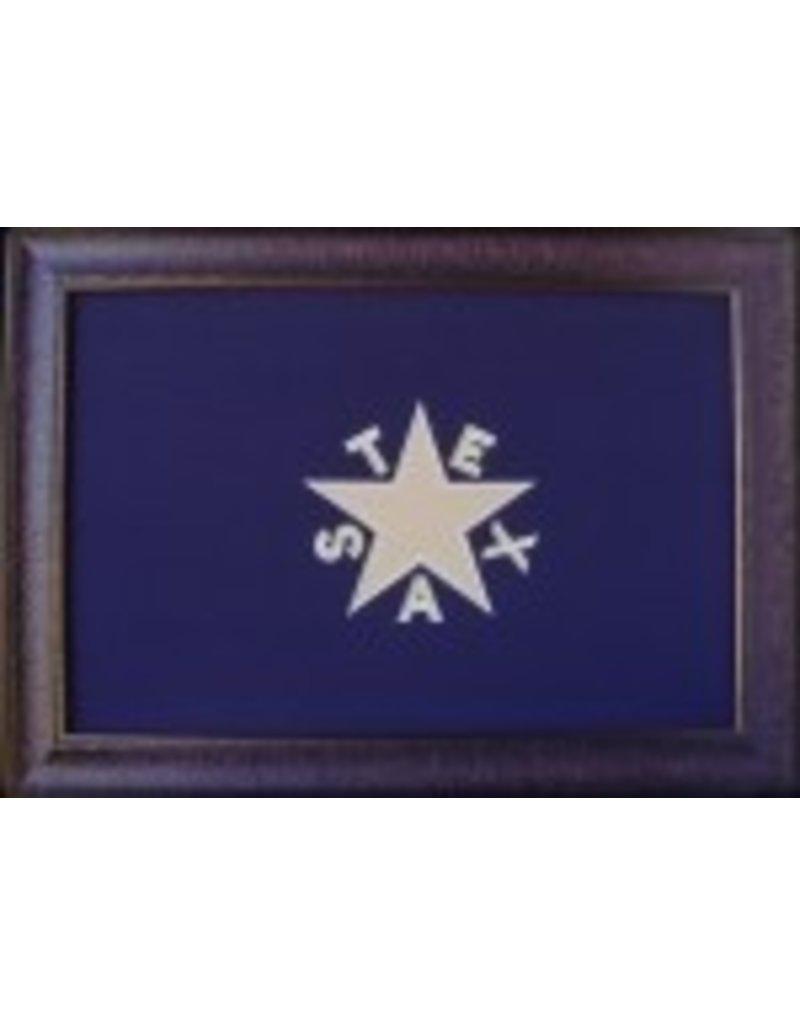 Texas Art - First Flag Large