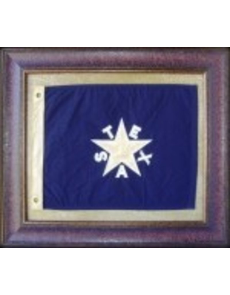 Texas Art - First Flag Medium