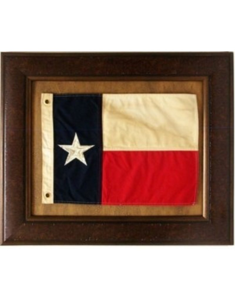 Texas Art - Texas Flag Medium