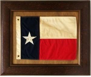 Texas Art - Texas Flag Medium
