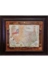 Texas Art - Texas Railroads