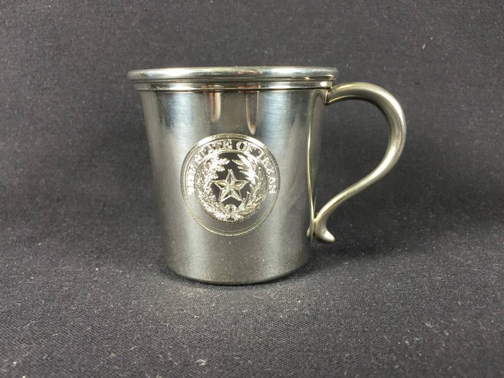 Baby Cup - Kentucky - Texas State Seal