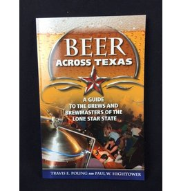 "Book: ""Beer Across Texas"""