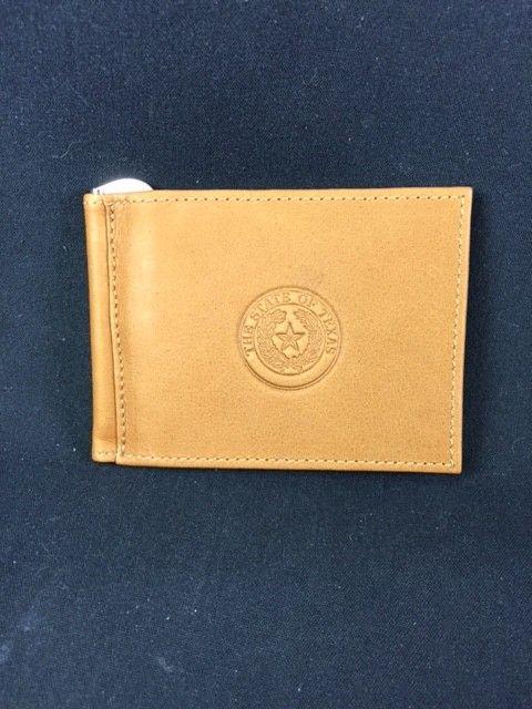 Bi-fold Money clip - SDL - Seal