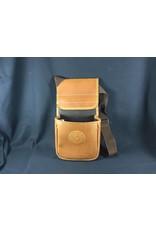 Black Hills Shell Bag - Tan - Texas State Seal